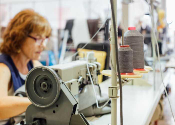 Seguros industria textil